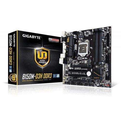 Gigabyte GA-B150M-D3H DDR3 Motherboard