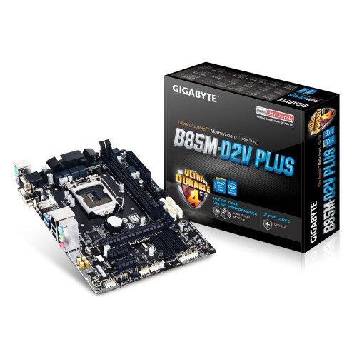 Gigabyte GA-B85M-D2V Plus Motherboard