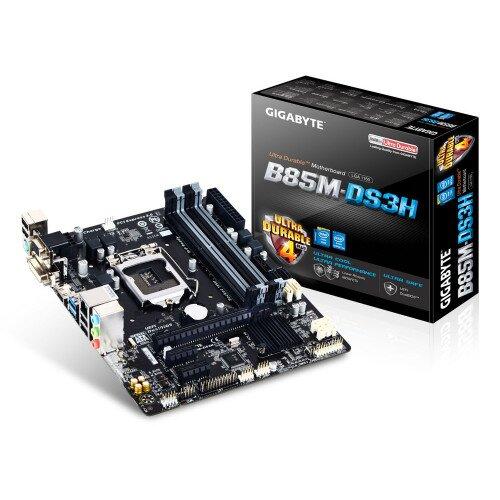 Gigabyte GA-B85M-DS3H Motherboard