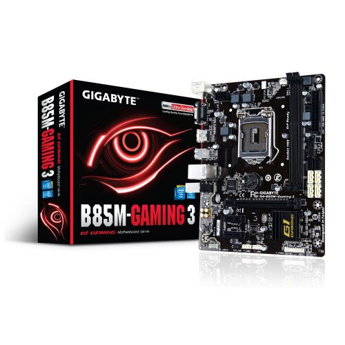 Gigabyte GA-B85M-Gaming 3 Motherboard