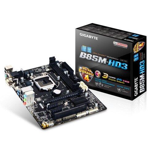 Gigabyte GA-B85M-HD3 Motherboard