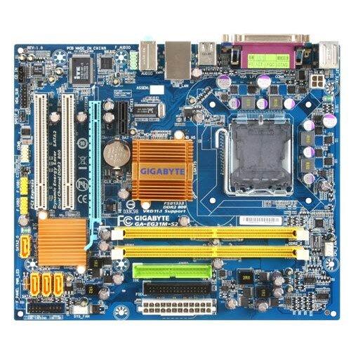 Gigabyte GA-EG31M-S2 Motherboard