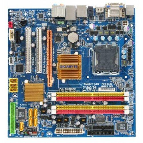 Gigabyte GA-EG43M-S2H Motherboard