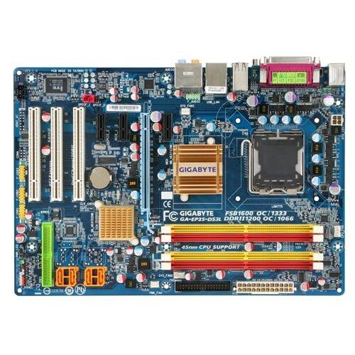 Gigabyte GA-EP35-DS3L Motherboard