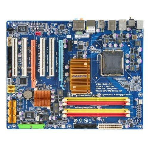 Gigabyte GA-EP43-DS3R Motherboard