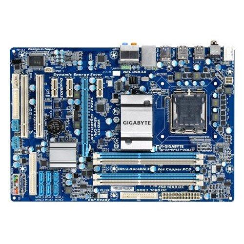Gigabyte GA-EP43T-USB3 Motherboard