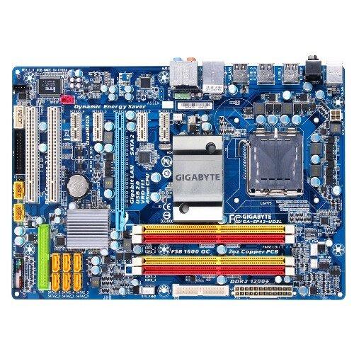 Gigabyte GA-EP43-UD3L Motherboard