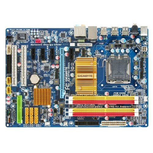 Gigabyte GA-EP45-DS3L Motherboard