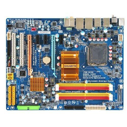 Gigabyte GA-EP45-DS3R Motherboard