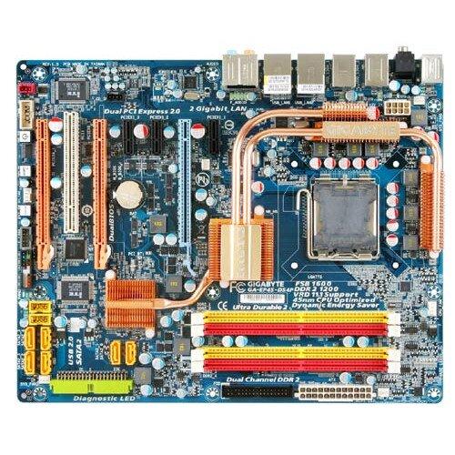 Gigabyte GA-EP45-DS4P Motherboard