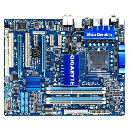 Gigabyte GA-EP45T-USB3P Motherboard
