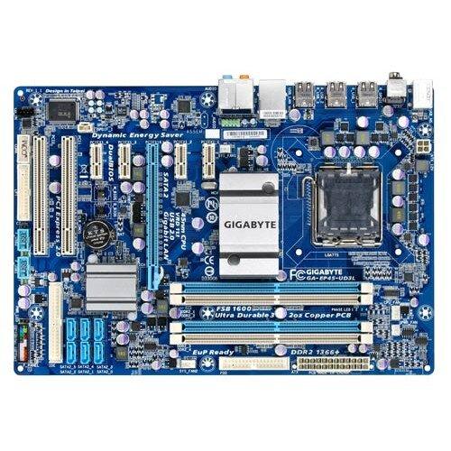 Gigabyte GA-EP45-UD3L Motherboard