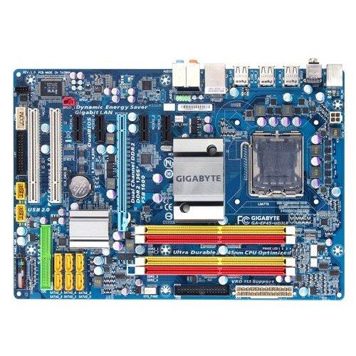 Gigabyte GA-EP45-UD3LR Motherboard
