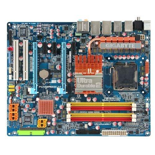 Gigabyte GA-EX38-DS4 Motherboard