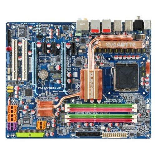 Gigabyte GA-EX38T-DQ6 Motherboard