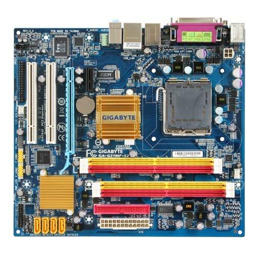 Gigabyte GA-G31MF-S2 Motherboard
