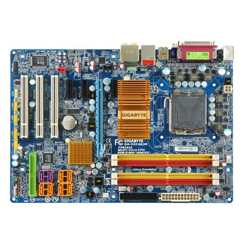 Gigabyte GA-G33-DS3R Motherboard