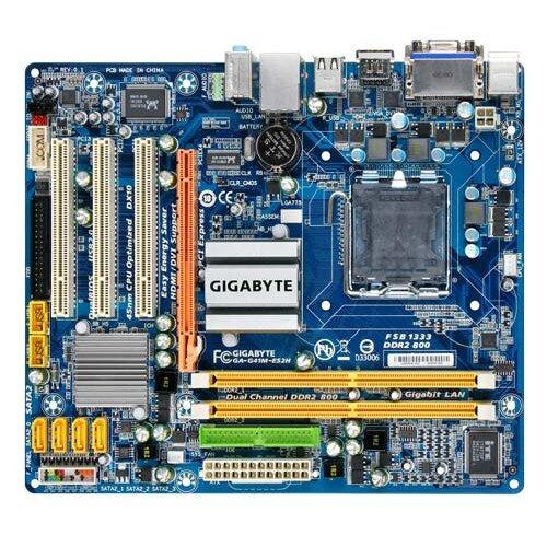 Gigabyte GA-G41M-ES2H Motherboard