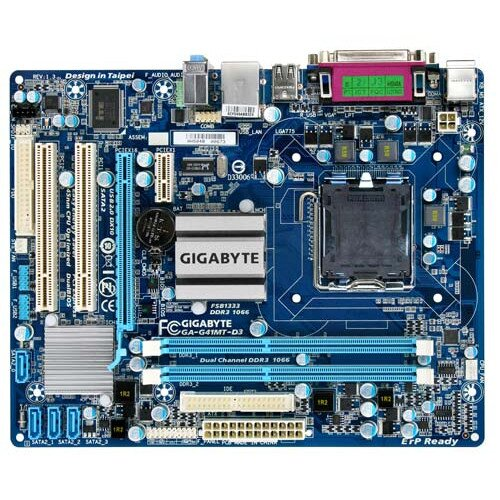 Gigabyte GA-G41MT-D3 Motherboard