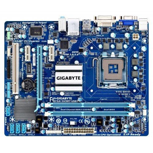 Gigabyte GA-G41MT-USB3 Motherboard