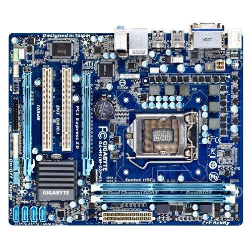 Gigabyte GA-H61M-D2P-B3 Motherboard