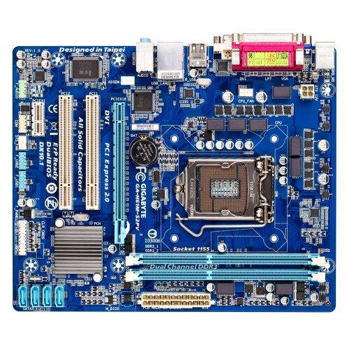 Gigabyte GA-H61M-S2PV Motherboard