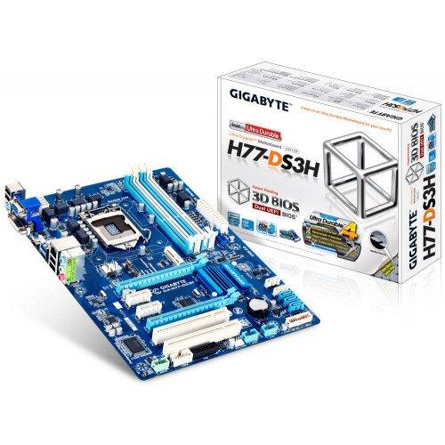 Gigabyte GA-H77-DS3H Motherboard