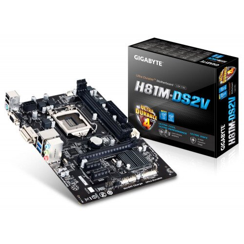 Gigabyte GA-H81M-DS2V Motherboard
