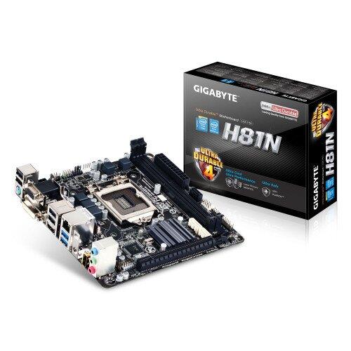 Gigabyte GA-H81N Motherboard