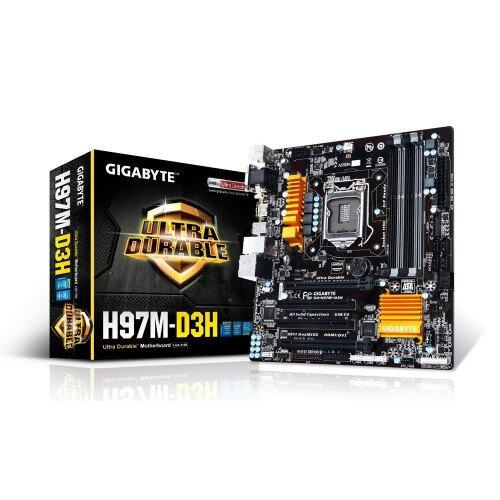 Gigabyte GA-H97M-D3H Motherboard