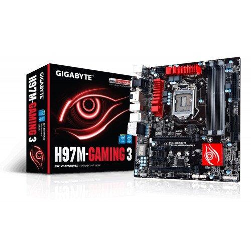 Gigabyte GA-H97M-Gaming 3 Motherboard