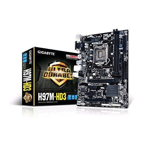 Gigabyte GA-H97M-HD3 Motherboard