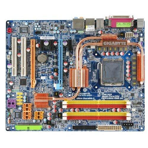 Gigabyte GA-P35-DQ6 Motherboard
