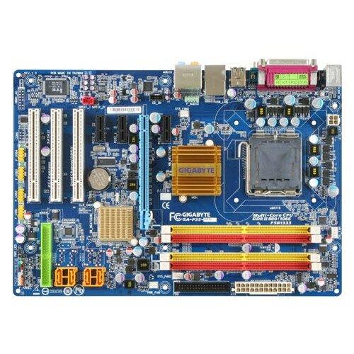 Gigabyte GA-P35-DS3L Motherboard