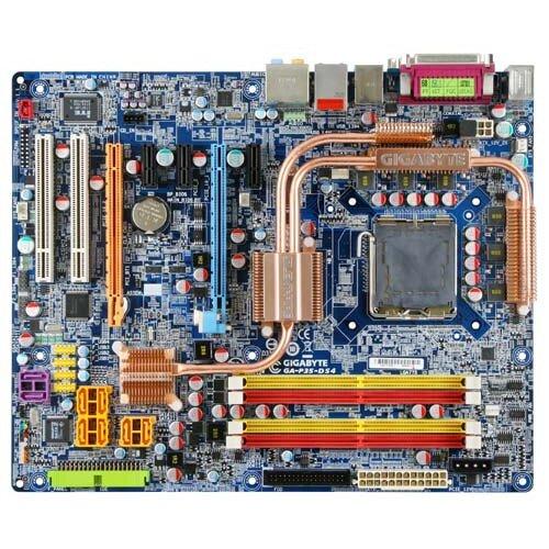 Gigabyte GA-P35-DS4 Motherboard