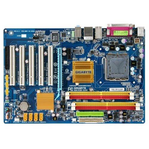 Gigabyte GA-P35-S3G Motherboard