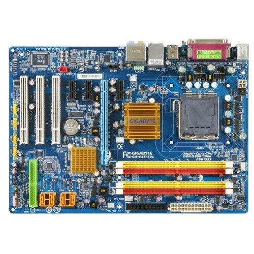Gigabyte GA-P35-S3L Motherboard