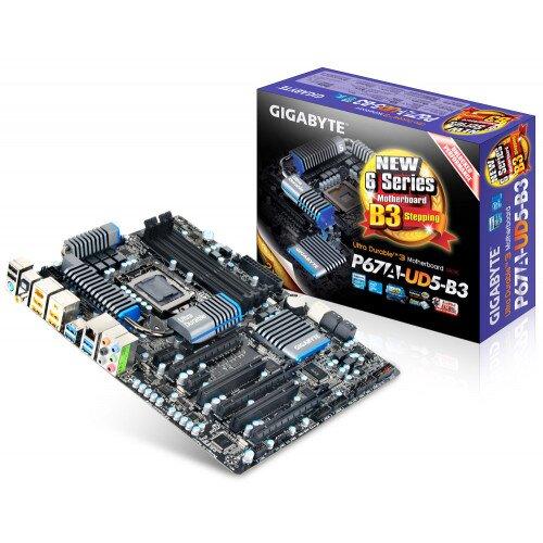 Gigabyte GA-P67A-UD5-B3 Motherboard
