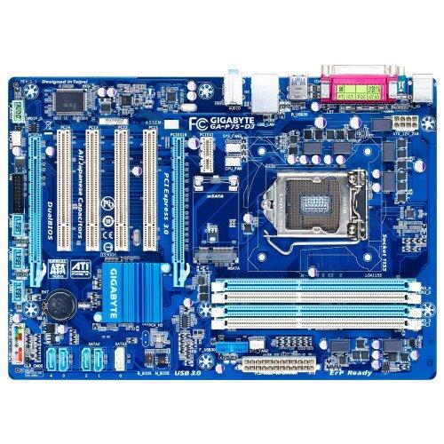 Gigabyte GA-P75-D3 Motherboard