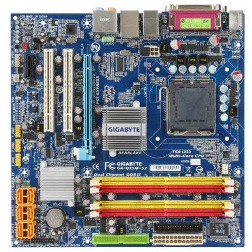 Gigabyte GA-Q35M-S2 Motherboard
