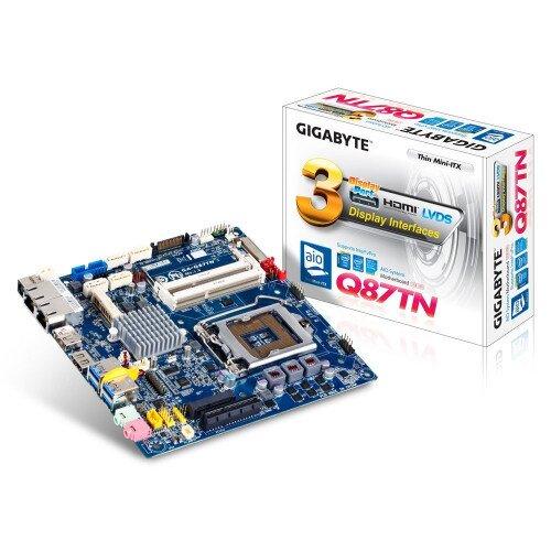 Gigabyte GA-Q87TN Motherboard