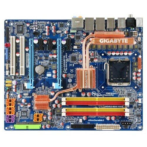 Gigabyte GA-X38-DQ6 Motherboard