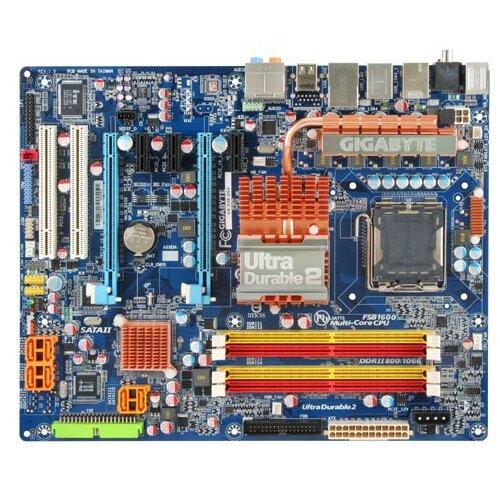Gigabyte GA-X38-DS4 Motherboard
