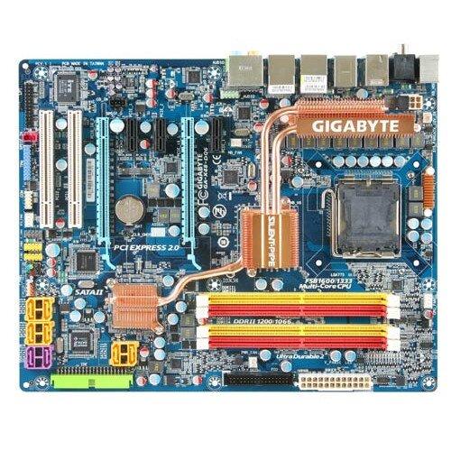 Gigabyte GA-X48-DQ6 Motherboard