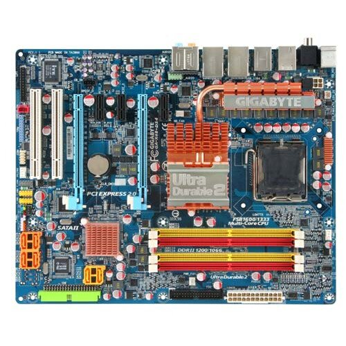 Gigabyte GA-X48-DS4 Motherboard