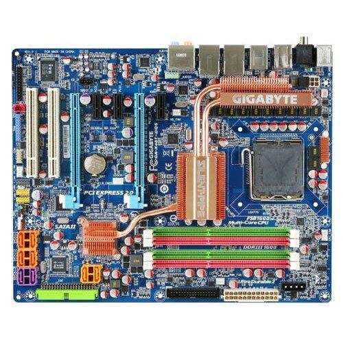 Gigabyte GA-X48T-DQ6 Motherboard