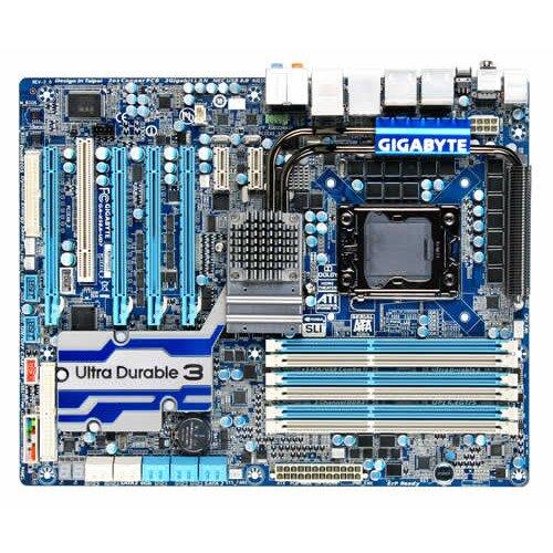 Gigabyte GA-X58A-UD7 Motherboard