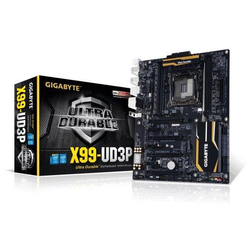 Gigabyte GA-X99-UD3P Motherboard