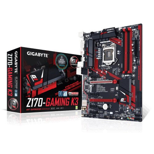 Gigabyte GA-Z170-Gaming K3-EU Motherboard
