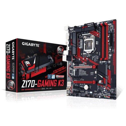 Gigabyte GA-Z170-Gaming K3 Motherboard
